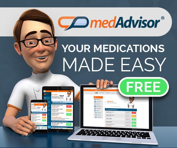 Pharmacist phil with medadvisor logo